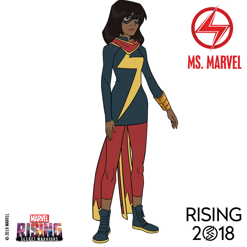 Marvel Rising Ms. Marvel