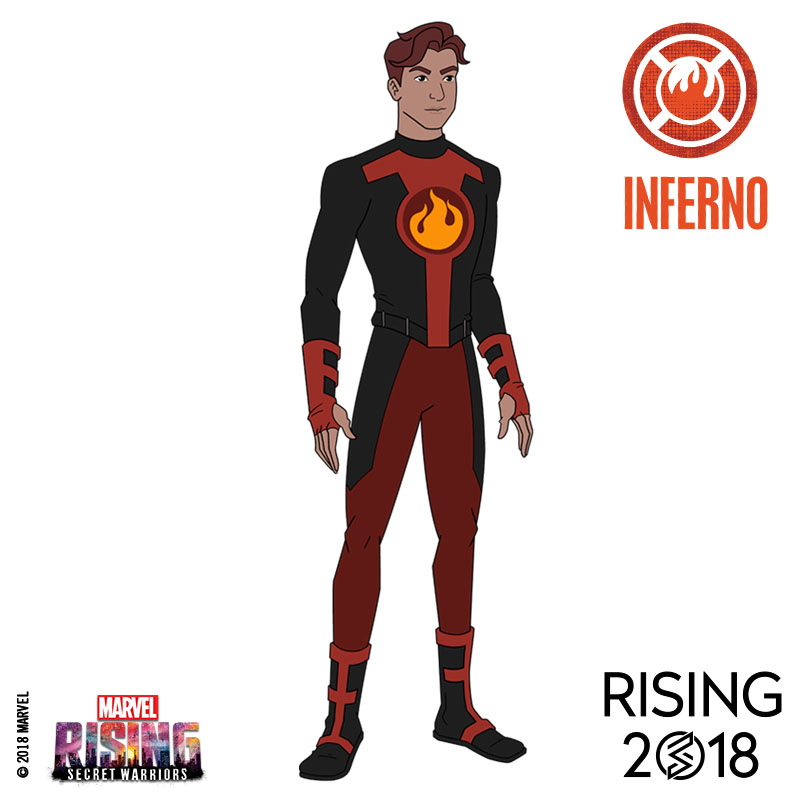 Marvel Rising Inferno