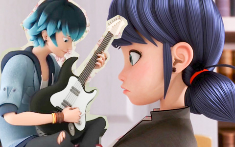 Miraculous Ladybug season 2 First look at Luka Couffaine and Internet response