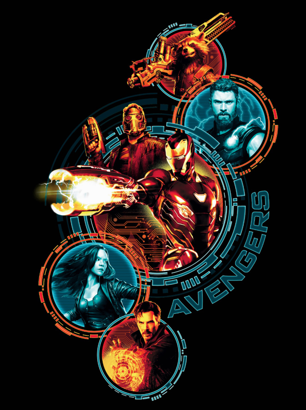 avengers infinity war theatrical posters and new official