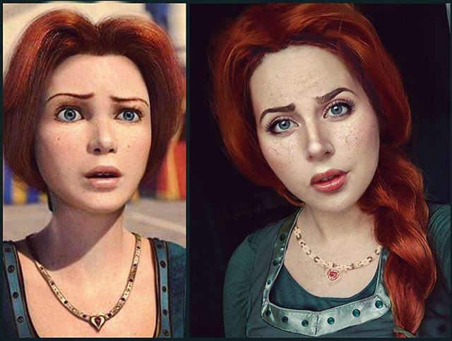 Cosplayer skillfully turns herself into cartoon characters