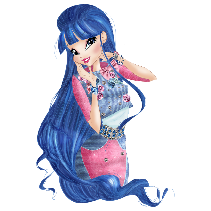 World of Winx fashion png picture Musa