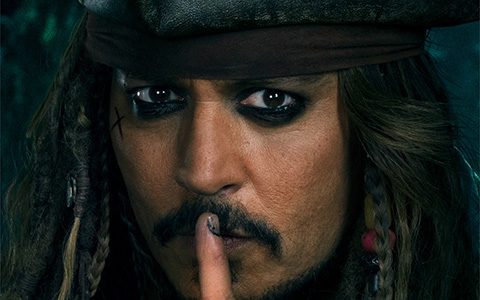 Some new HD promo photos of the Pirates of the Caribbean 5