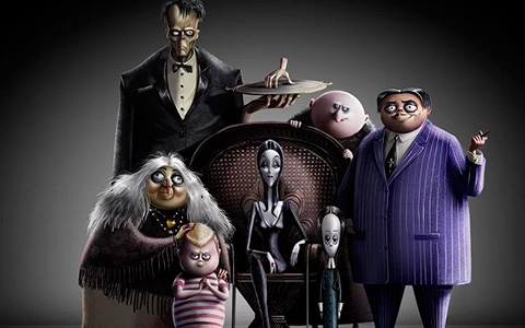 The Addams Family animated movie 2019: First image and details of the project