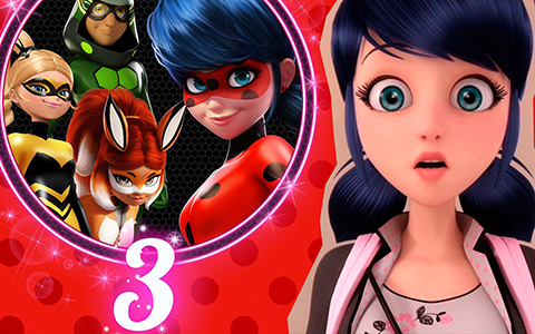 Miraculous Ladybug Season 3 official Description! Spoilers!