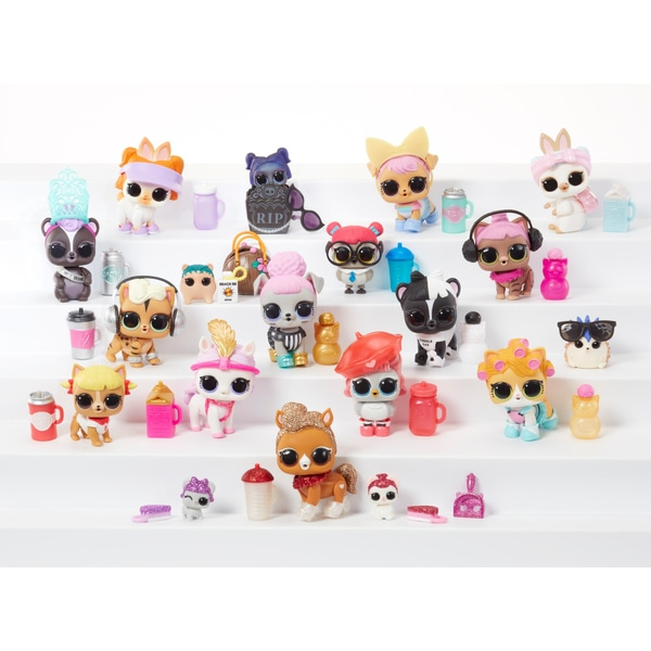 Super cute new L.O.L. Surprise! Pets Series 4 - Eye Spy