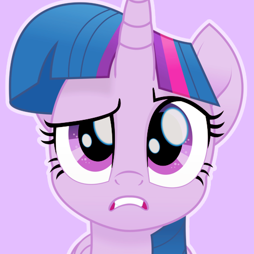Twilight Sparkle My little pony icons