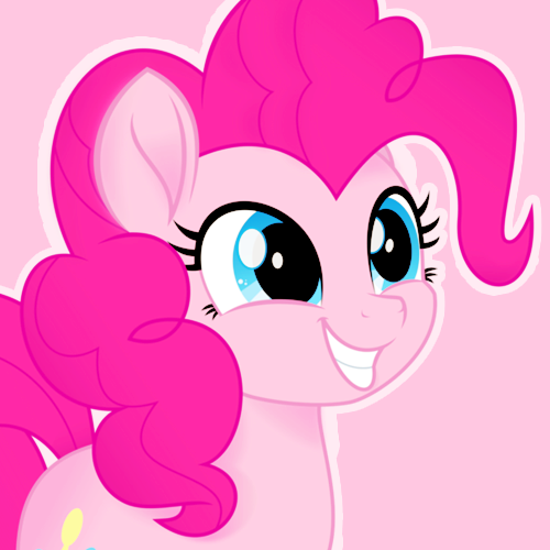 Pinkie Pie My little pony icons