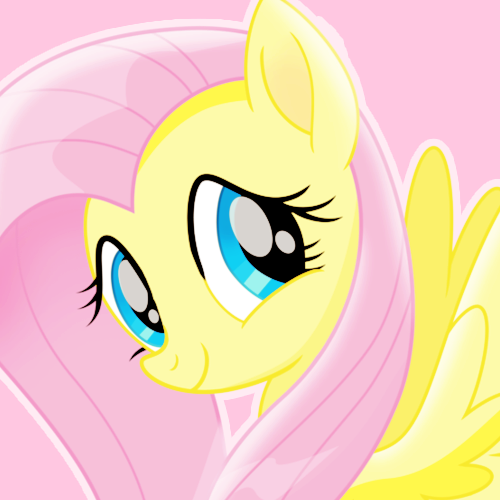 Fluttershy My little pony icons