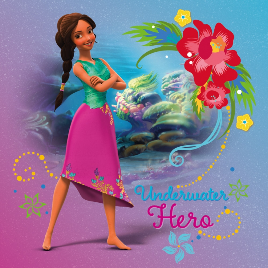 Elena of Avalor outfits