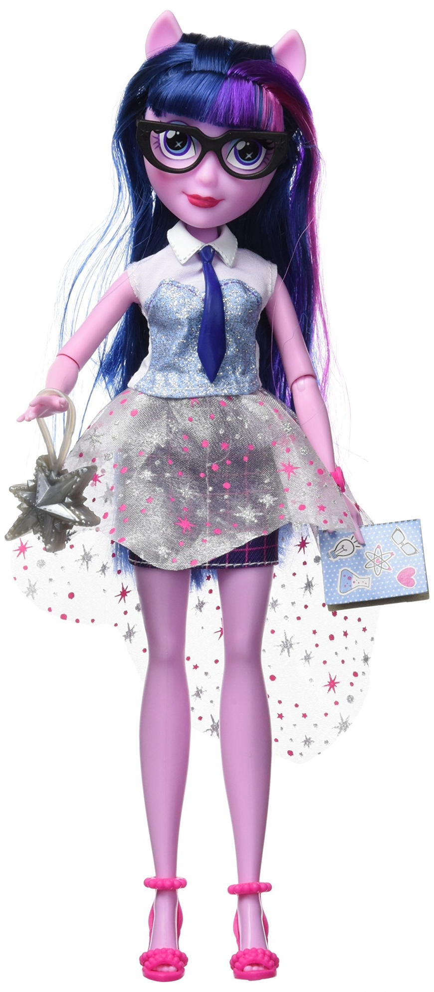 Equestria Girls Deluxe Twilight Sparkle Fashion Doll