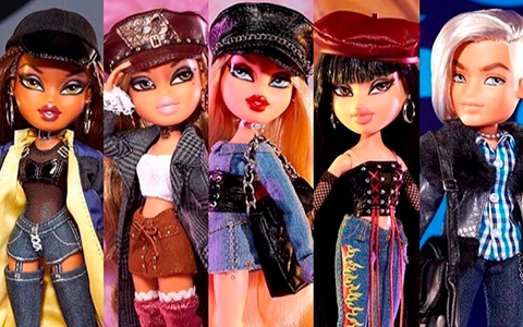 New Bratz 2018 - promo pictures of Bratz Collector collection