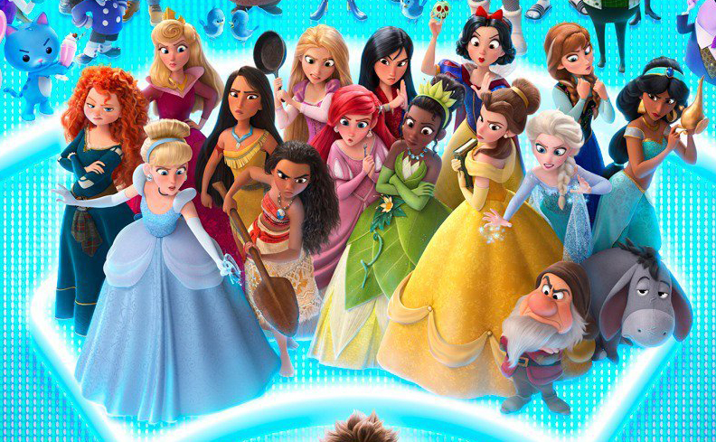 Don T Mess With Disney Princesses Ralph Breaks The Internet New Hd Poster And Trailer Youloveit Com