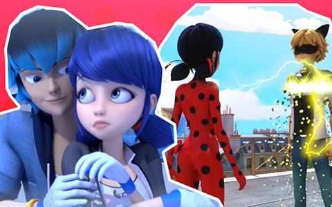 Is this Cat Noir's reveal is real? Shocking moments from Miraculous Ladybug episode Frozer trailer