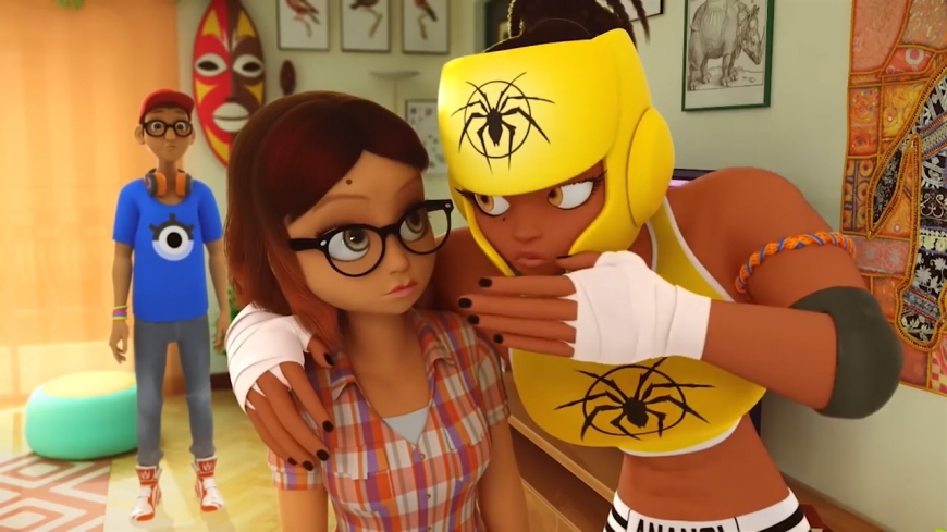 9 best highlights from Miraculous Ladybug Anansi trailer