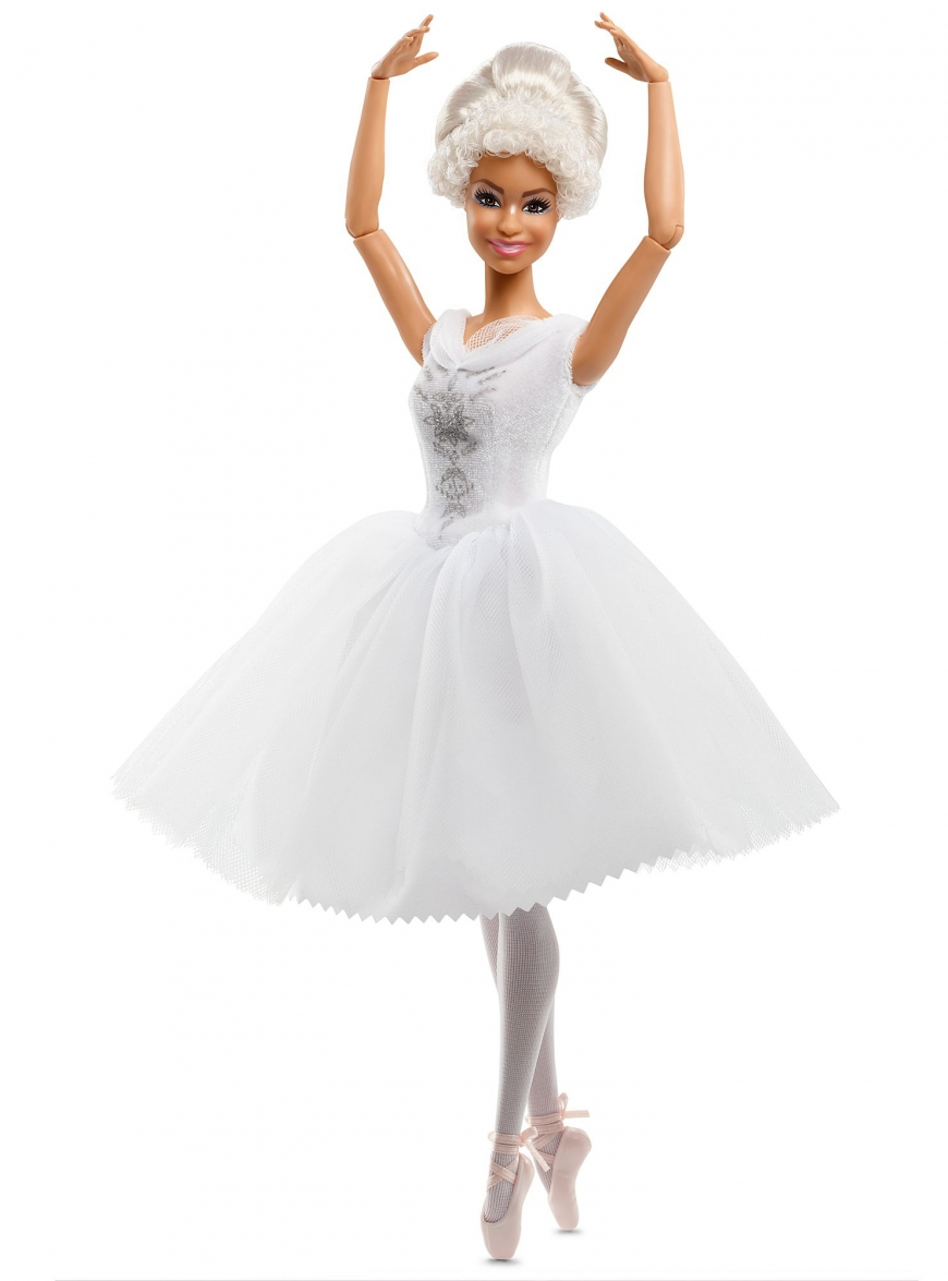 Barbie The Nutcracker and the Four Realms Ballerina of the Realms Doll