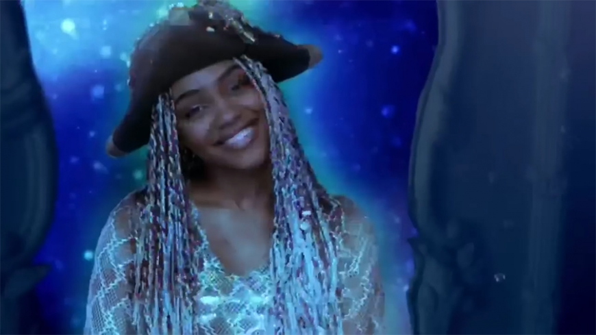 "Mal meet Uma face to face in new Descendants 3 ""Under The Sea: A Descendants Story"" sneak peek"