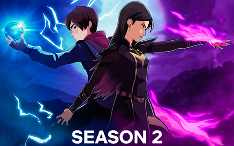 Hot news from NYCC 2018 season 2 of The Dragon Prince coming 2019!