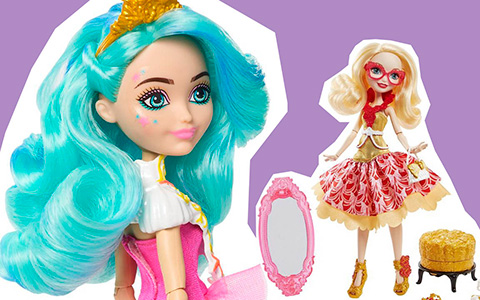 Photos of NEW EVER AFTER HIGH dolls that probably aren't gonna happen