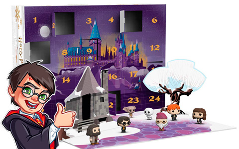 Funko releases best Advent Calendar for Harry Potter fans with Pop! figures