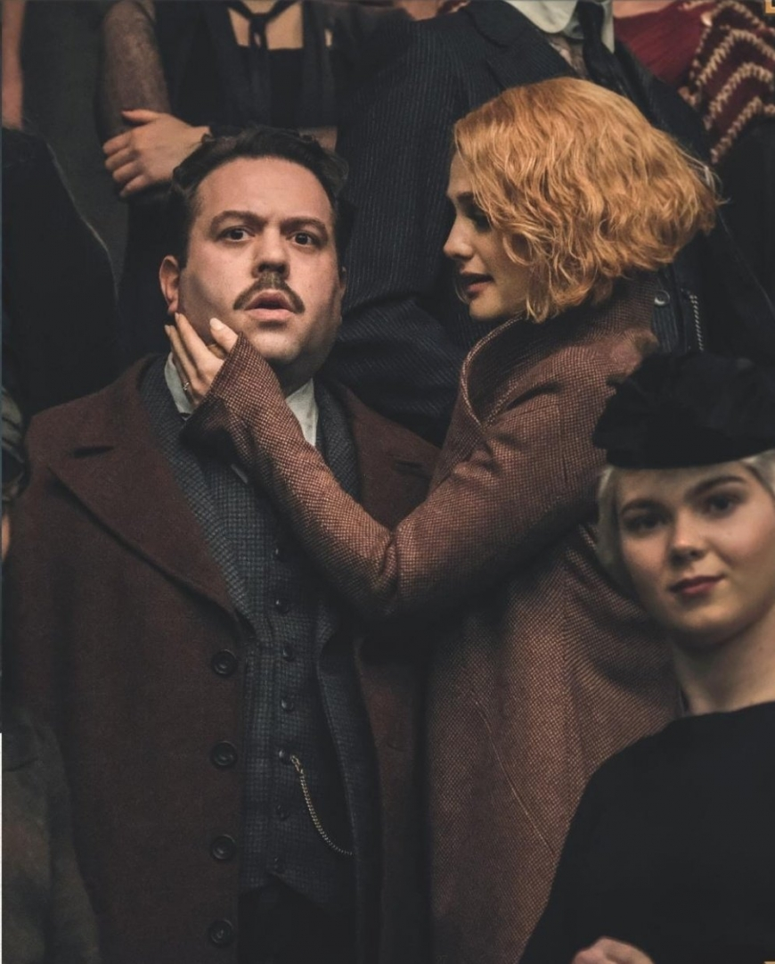 New images from Fantastic Beasts: The Crimes of Grindelwald movie