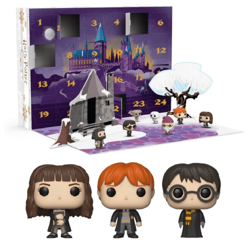 Harry Potter Funko Pop advent calendar
