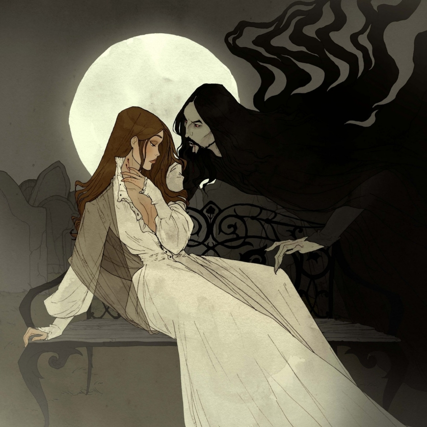 Beauty About Dreadful: 100% Halloween Art From Abigail