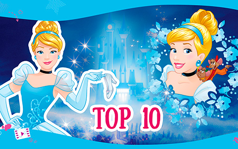 Magical details about Cinderella in 10 surprising facts