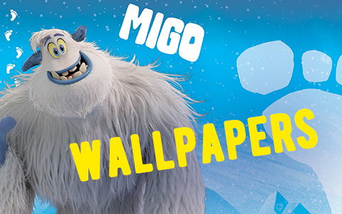 Smallfoot phone and tablets wallpapes