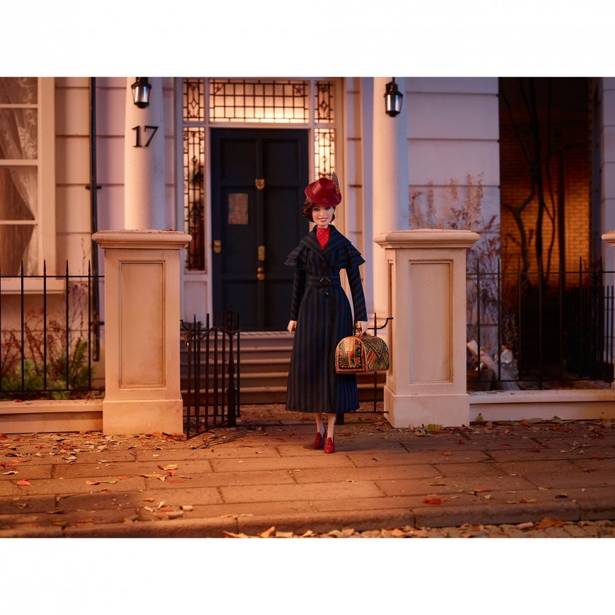 Disney Mary Poppins Returns Barbie Doll