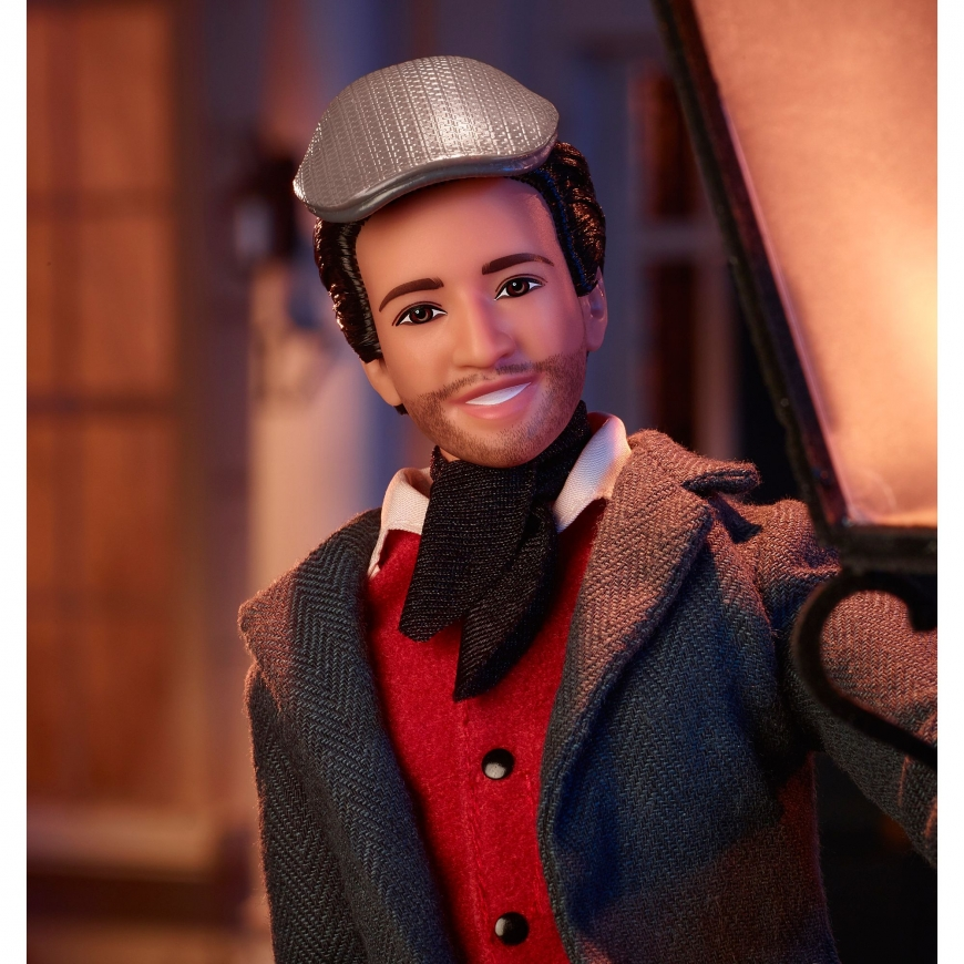 Disney Mary Poppins Returns Jack the Lamplighter Doll