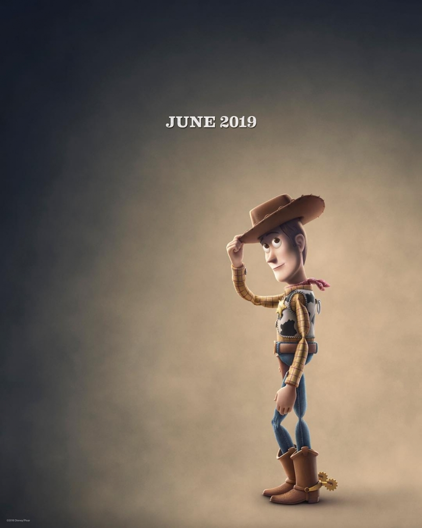 Toy Story 4 posters