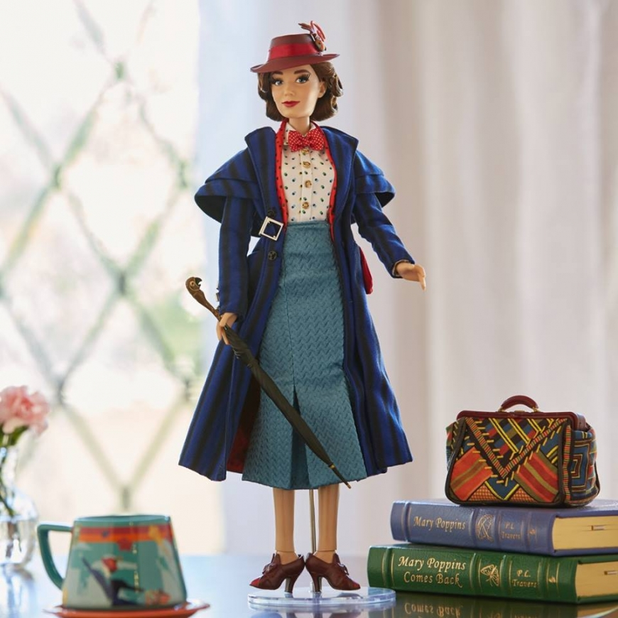 Mary Poppins Returns new Limited Edition Doll from Disney