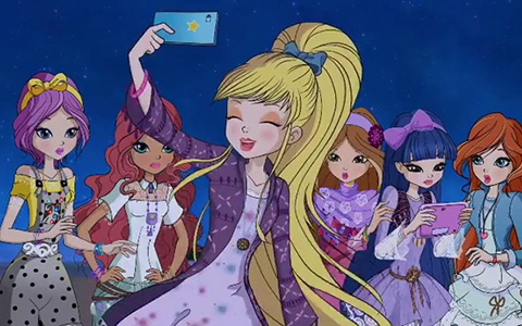 Small preview for Winx Club season 8