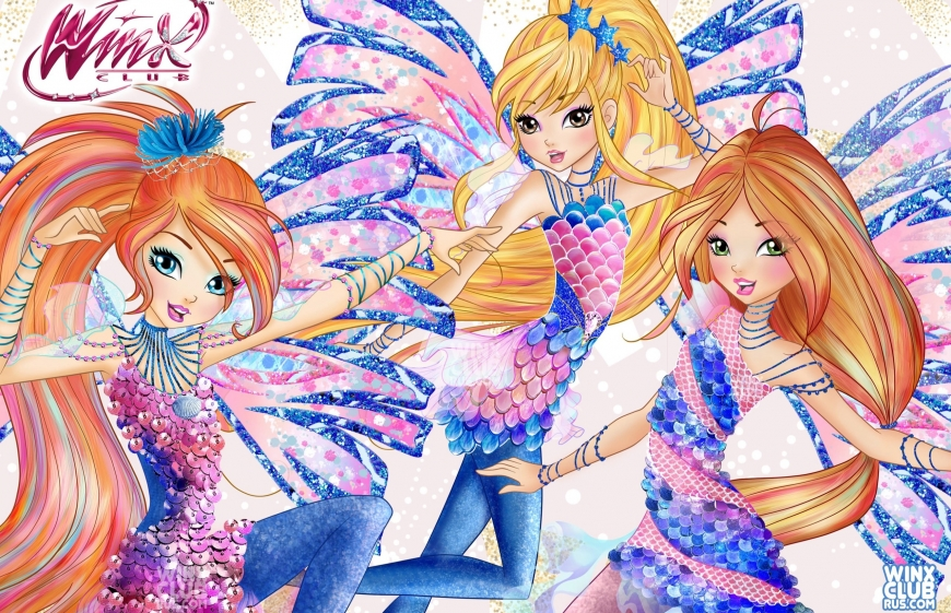 Winx Club sirenix season 8