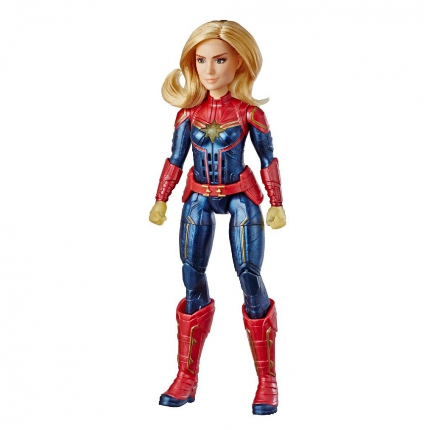 CAPTAIN MARVEL MOVIE PHOTON POWER FX CAPTAIN MARVEL ELECTRONIC DOLL