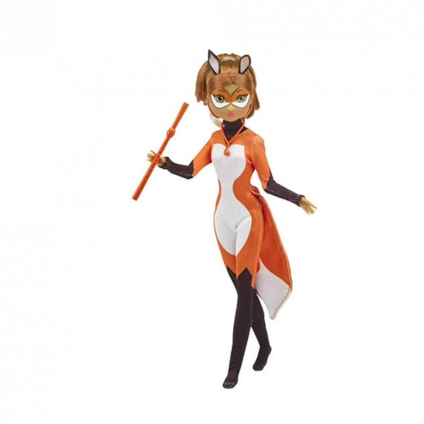 Miraculous Rena Rouge doll