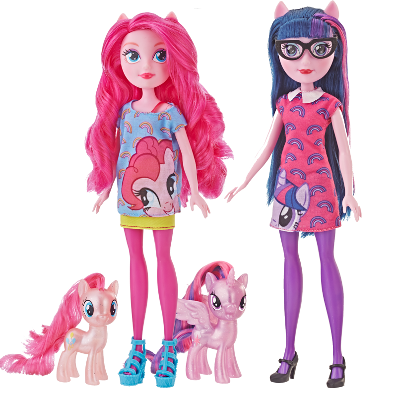 My Little Pony Pinkie Pie Equestria Girls Through the mirror doll
