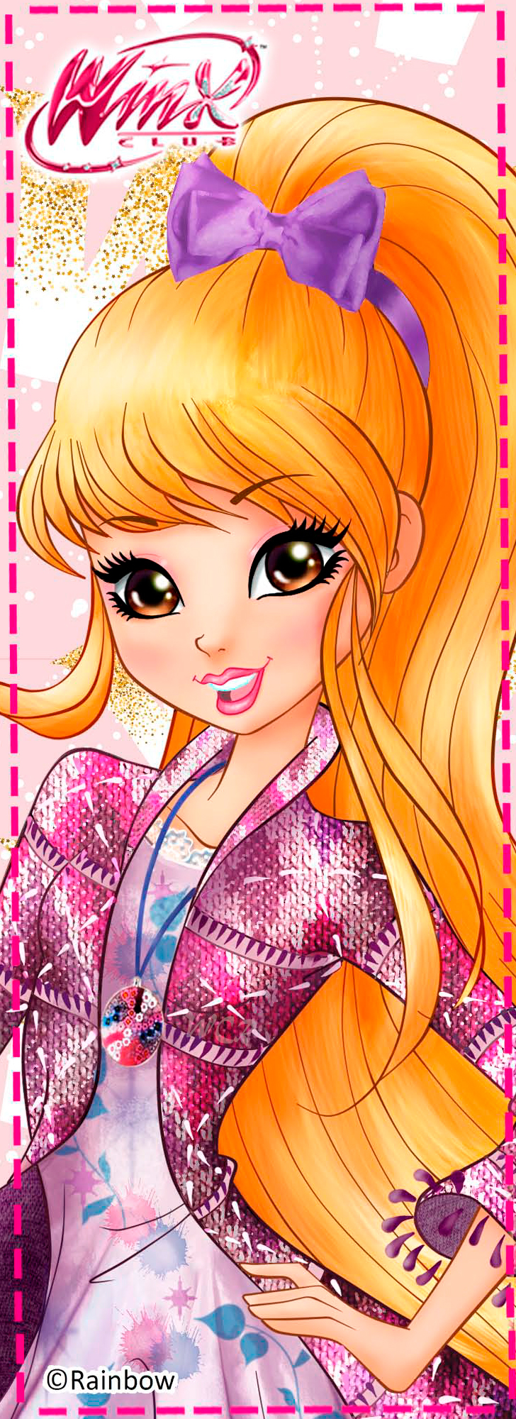 Winx Club season 8 new pictures of Bloom, Stella, Flora