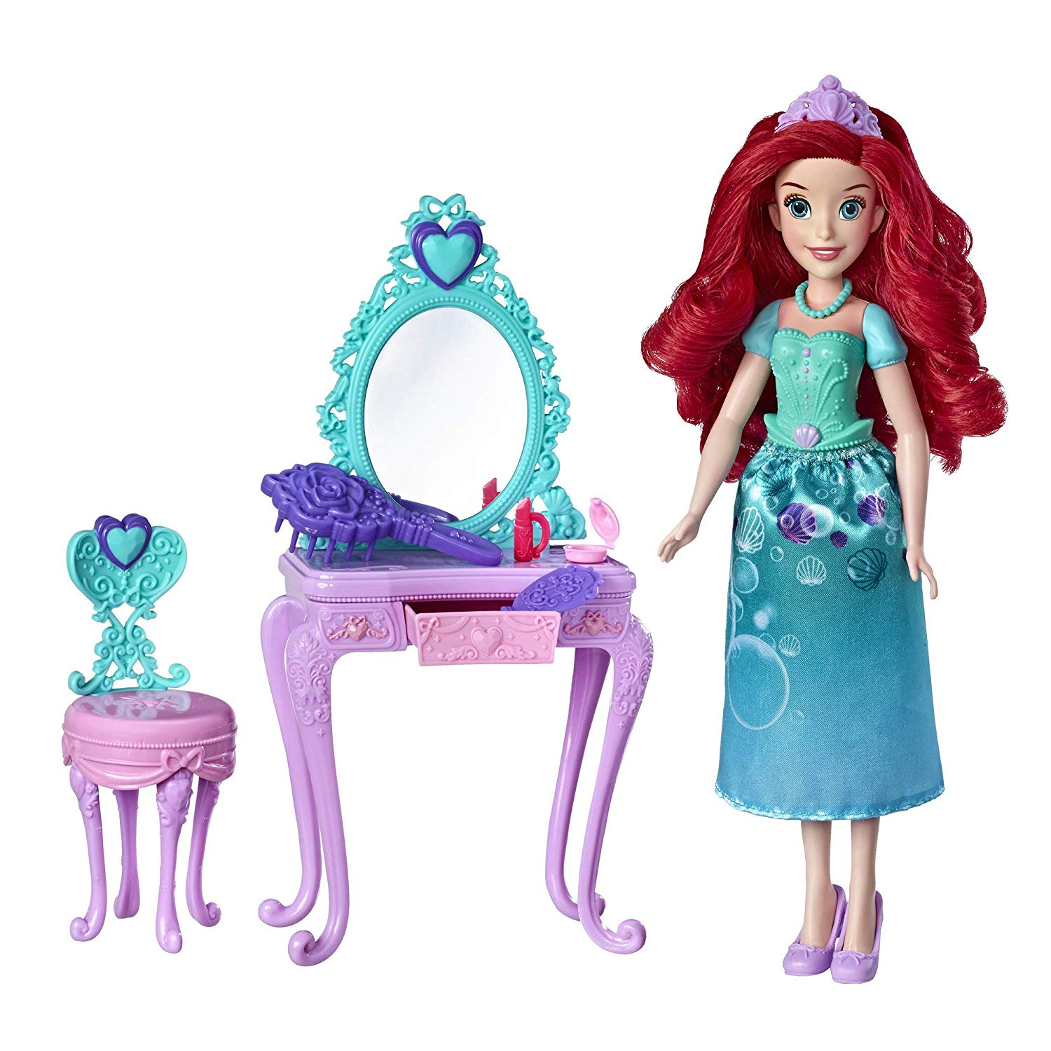 2019 Disney Princess Dolls From Hasbro Shimmering Song