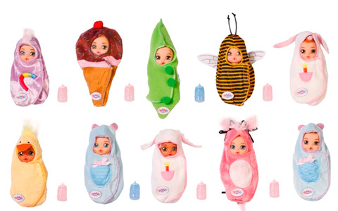 BABY born Surprise! - new super cute collectible toys from MGA Entertainment
