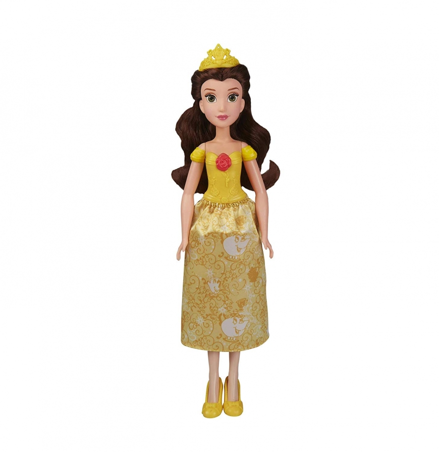 2019 Disney Princess dolls from Hasbro: Shimmering Song, and new sets with Ariel and Belle