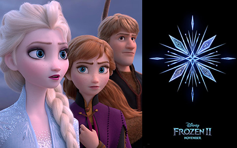 Trailer, new HD stills, Poster and new curious theory for Frozen 2