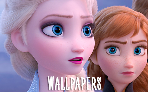 Disney Frozen 2 first HD wallpapers