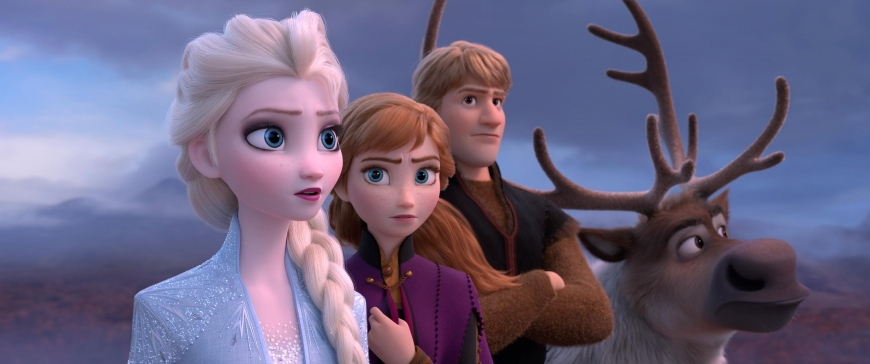 HD stills Disney Frozen 2 movie