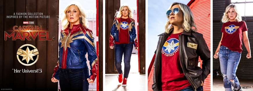Her Universe Captain Marvel