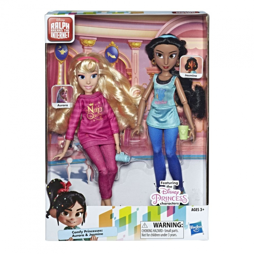 Disney comfy Princess Ralph Breaks the Internet Hasbro