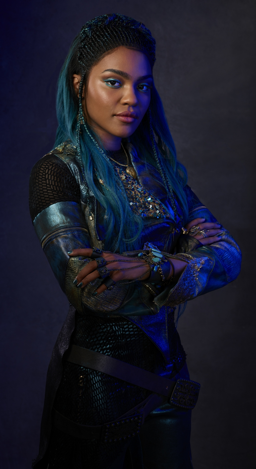Disney Descendants 3 phone HD wallpapers
