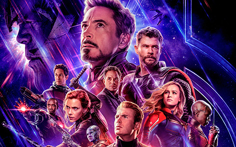 "New poster and trailer for ""Avengers: Endgame"" - Whatever it takes"
