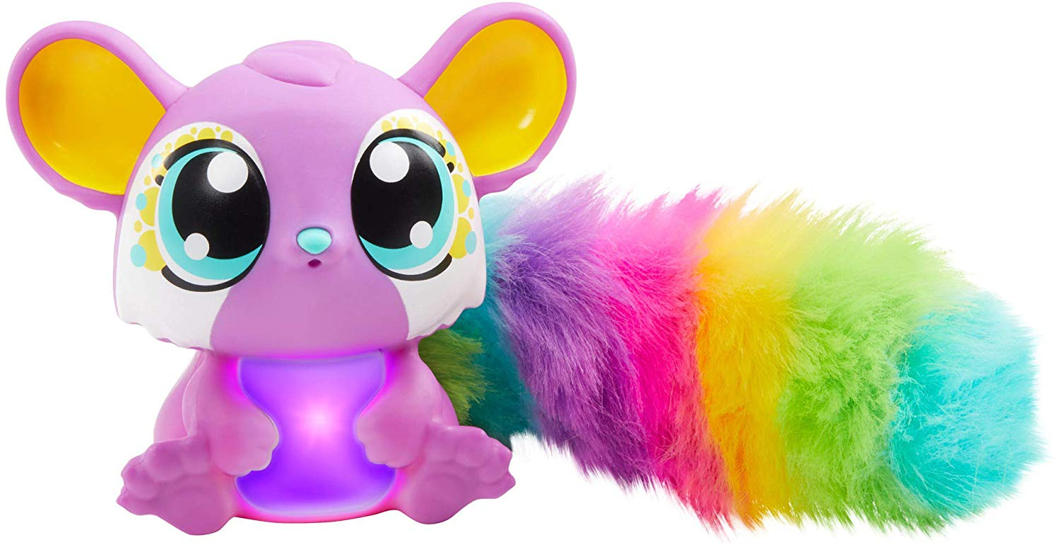 Electronic, Battery & Wind-up Electronic & Interactive Lil Gleemerz Babies Purple Baby 2019 Official